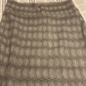 Large lularoe Cassie skirt